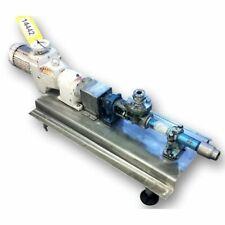 Used Moyno 1 Hp Progressive Cavity Pump