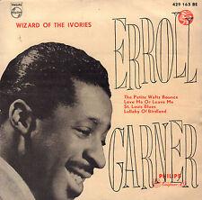 """ERROLL GARNER – Wizard Of The Ivories (VINYL JAZZ EP 7"""" HOLLAND)"""
