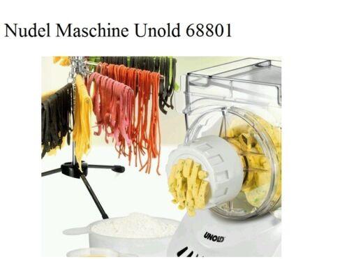 Teigmaschine Unold 68801 Nudelmeister Nudelmaschine