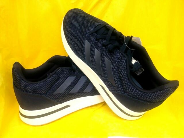 outlet store 49c6b c176d NEW MEN'S Adidas Run 70's Legend RUNNING/FITNESS/GYM SHOES Blue/White Size  8.5