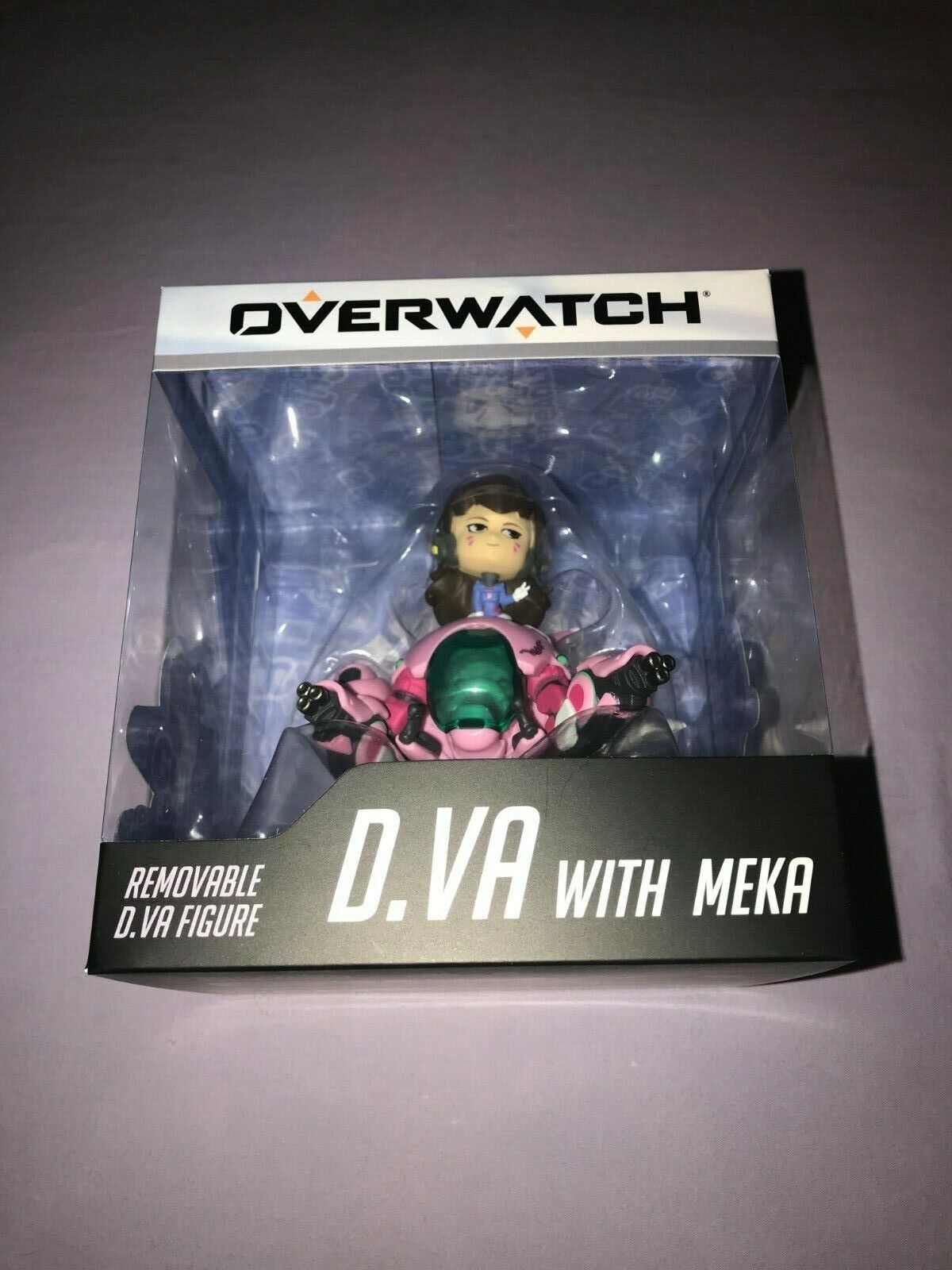 3x OVERWATCH CUTE BUT DEADLY DEADLY DEADLY ORISA   WINSTON   D.VA with MEKA NEW cec050