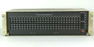 Altec-1-3-Octave-Center-Frequency-Hz-28-Band-Graphic-Equalizer-Vintage-TESTED