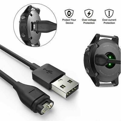 USB Ladekabel Kabel für Garmin Fenix 5 5S 5X 6X Mode 6S Vivoactive 3 Vivo A0X1