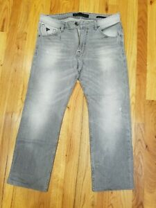 Hommes Regular 34 Guess Straight Jeans nxUzp6a