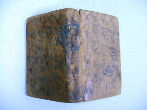 ABREGE HISTOIRE ROMAINE à l'usage élèves école royale militaire 1777 ex libris xp3nNpJY-08064156-971441608