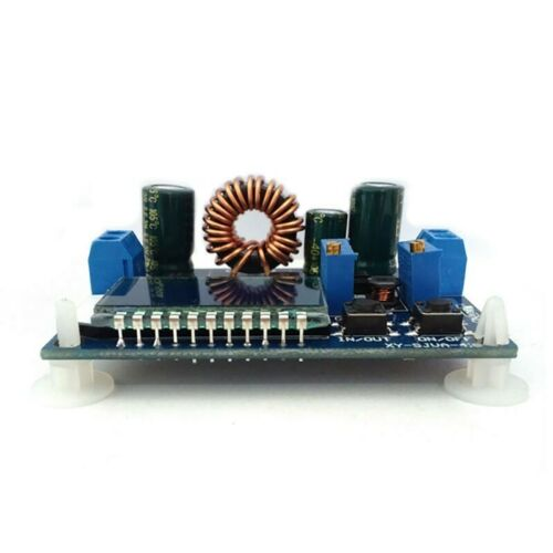 35W Buck Boost Module Step Up Down Converter CV CC Voltage Current Meter w// LCD