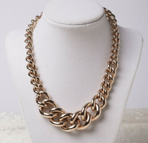 Vintage bronze necklace Chunky collar Necklace choker Chain choker Classic jewelry Minimal necklace Big necklace Engraved necklace Egyptian