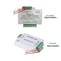 12V 24A RGB Signal Amplifier / 24A RGBW Amplifier For 35285050 RGB Led strip