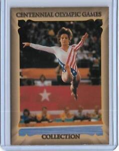 100-1996-CENTENNIAL-OLYMPIC-MARY-LOU-RETTON-GYMNASTICS-CARD-38-LOT