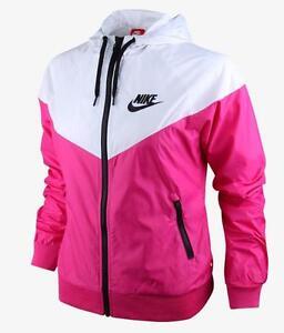 Nike Para Mujer Chaqueta Cazadora De Color Rosa