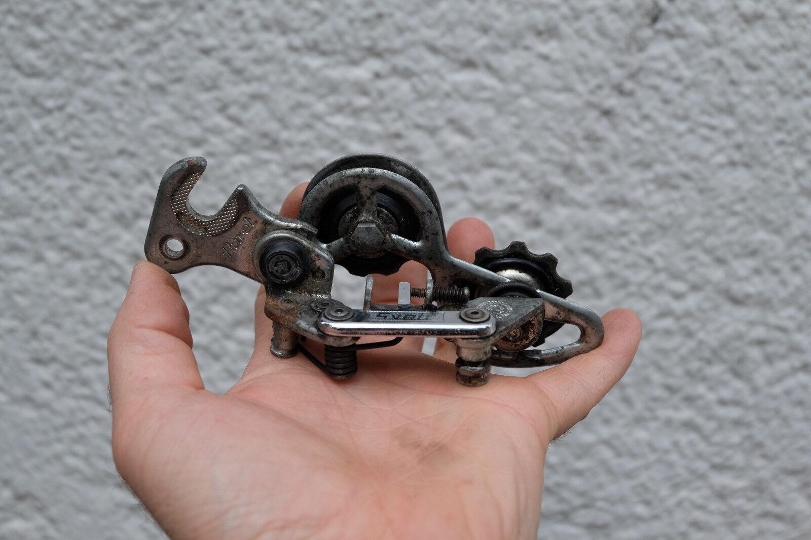 Vintage rennrad schaltwerk huret svelto rear deraileur super  | Rich-pünktliche Lieferung