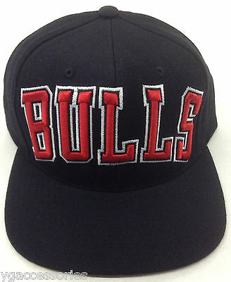 Basketball Nba Chicago Bulls Adidas Structured Snap Back Cap Hat Style# Nzc72 New Relieving Heat And Thirst. Memorabilia