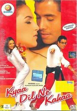 KYAA DIL NE KAHA - ISHA DEOL - BRAND NEW BOLLYWOOD DVD - FREE UK POST