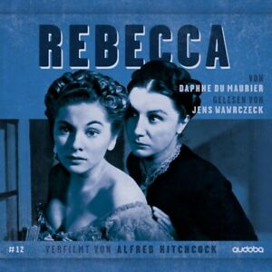 REBECCA-JENS-WAWRCZECK-LIEST-VERFILMT-VON-HITCH-WAWRCZECK-JENS-3-MP3-CD-NEW