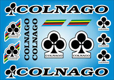 Colnago Bicycle Bike Frame Decals Stickers Adhesive Graphic Set Vinyl #1