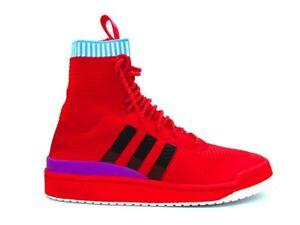 Forum Alto Pk Winter Baskets Nero Bz0645 Adidas Rosso pAw15AFq