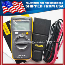New Fluke 101 Kit F101 Palm Sized Digital Multimeter Compared With F17b No Amp