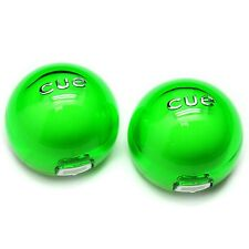 Carall Cue Dolce Clip on Air Freshener (Fresh Green) 2pc Set - Light Green