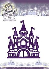 Yvonne Creations Magical Winter Castle Cutting Die YCD10042