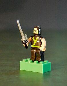 Power-Rangers-Mega-Bloks-Series-1-Training-Mode-Green-Ranger-Common