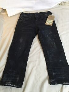58e582ea3 NWT TRUE RELIGION JEANS $79.00 KIDS 3T GENO BIG T TRUE RELIGION ...