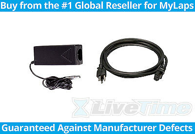 AMB, rc cars, r//c cars NEW MyLaps Replacement Power Supply for Decoder Box