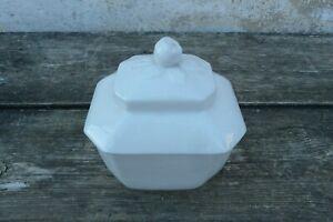 Antique-1900s-French-Porcelaine-de-Paris-bol-a-bouillon-small-soup-tureen