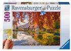 Ravensburger 500 teile Puzzle Mühle Am Blautopf