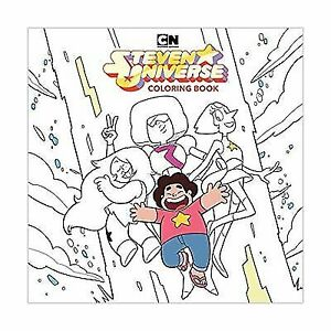 Steven Universe Adult Coloring Book Volume 1 By Cartoon Network 9781506707969