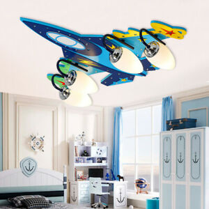 Room Ceiling Lamp Child Fixtures Rooms