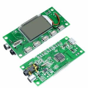 EBN1 Digital FM Transmitter Module DSP PLL Wireless Stereo Microphone 87-108MHz