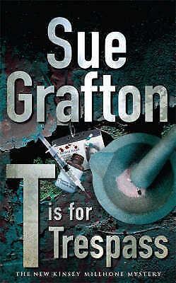 1 of 1 - T is for Trespass by Sue Grafton (Paperback)