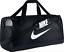 Nike-Brasilia-6-XS-Small-Medium-Large-Duffel-Gym-Bag-Navy-Black-Grey-Gray-Duffle thumbnail 5