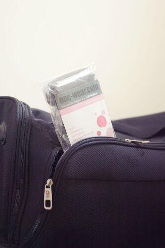 5-Pack 1-SIZE Super Soft /& Lightweight PP ✅Women/'s Disposable Strapless Bras