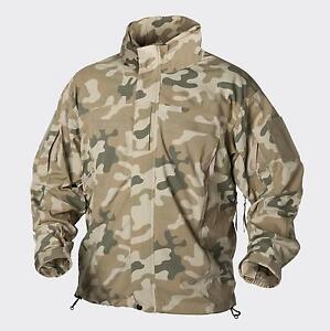 HELIKON-TEX-Army-Polish-Poland-Desert-Jacket-APCU-Level-V-Softshell-Jacket-S