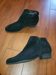 Blondo-Ingrid-Women-Waterproof-boots-black-size-12-US