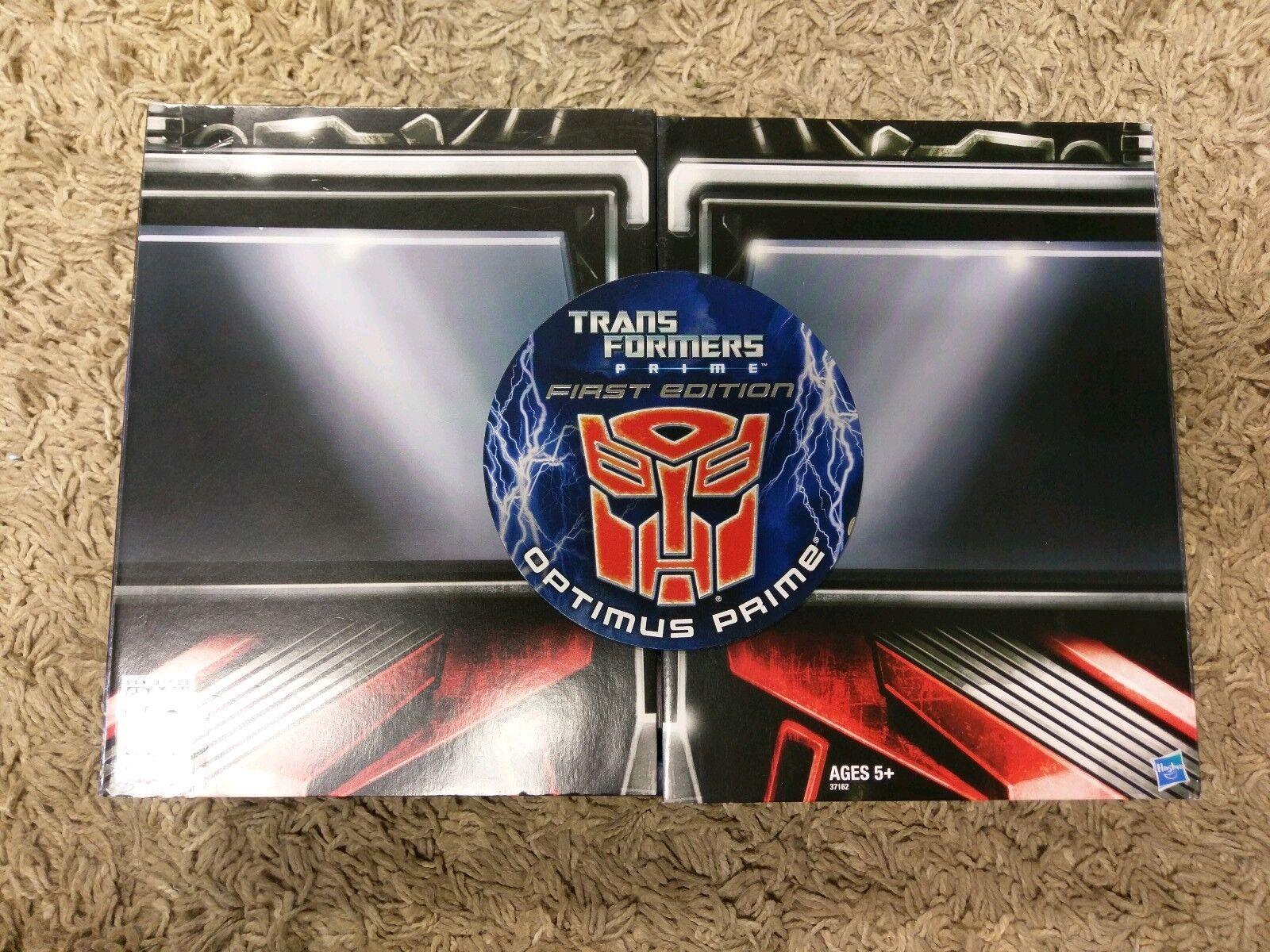 Transformers Optimus Prime SDCC w box Deluxe Prime