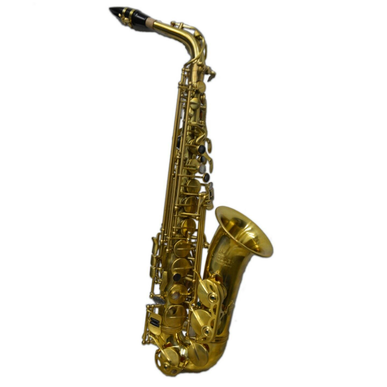 S ller Elite V Reno Raw Messing Alt-Saxophon