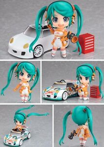 Nendoroid-109a-VOCALOID-Racing-Miku-Figure-Good-Smile-Racing-NEW-from-Japan