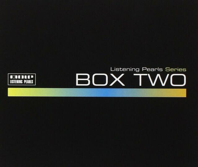 LISTENING PEARLS SERIES-BOX TWO 3 CD NEW