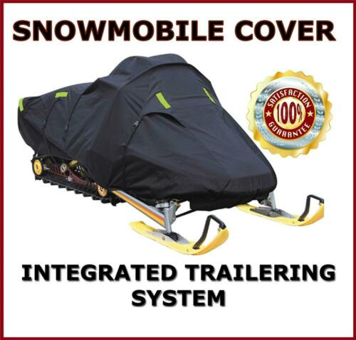 For Polaris 600 Switchback PRO-R 2012 2013 2014 Cover Snowmobile Heavy-Duty