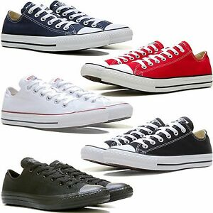 538d3c8f15a CONVERSE CHUCK TAYLOR ALL STAR OX LOW TOP CANVAS MEN S COMFY ...