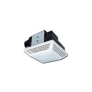New air king energy star bfqf70 bathroom exhaust fan light - Bathroom ceiling fan light combo ...
