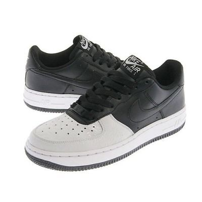 good selling affordable price buying cheap NIKE AIR FORCE 1 (GS) 314192-904 BLACK/BLACK-NEUTRAL GREY VINTAGE ...