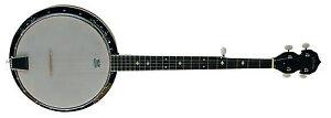 Banjo-BJ5-5-saitiges-Mensur-63-8cm-Remo-Weatherking-Fell-Randeinlagen-by-MSA