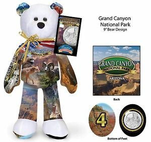 Grand Canyon National Park Quarter bear #4 in the Series