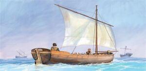 Zvezda-9033-1-72-Medieval-Life-Boat-Neu