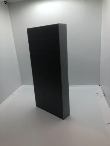 SILVER 2001 A Space Odyssey Black Alien Monolith Obelisk