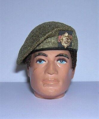 Banjoman 1:6 Scale Custom Made Scots Guards Peaked Cap For Action Man G I Joe