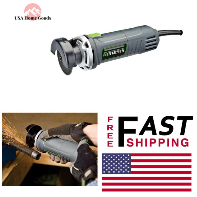 High Speed Electric Cut Off Tool 3 in 24000 Amp Saw Grinder Metal Cutter